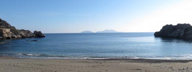 Beach Paximadias